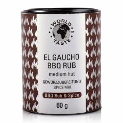 El Gaucho BBQ Rub - 60g