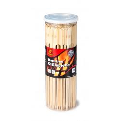 Bambus-Grillspieße - 150 Stück