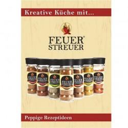 Kreative FeuerStreuer-Küche