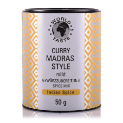 Curry Madras Style 50 g